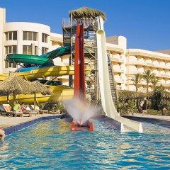 Отель Sindbad Aqua Hotel & Spa Египет, Хургада - 8 отзывов об отеле, цены и фото номеров - забронировать отель Sindbad Aqua Hotel & Spa онлайн бассейн фото 3