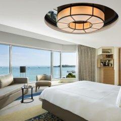 Отель Swissotel The Bosphorus Istanbul 5* Номер Бизнес разные типы кроватей