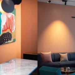 Отель RYSE, Autograph Collection Люкс Executive producer с различными типами кроватей фото 3