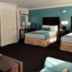 Отель Alexis Park All Suite Resort 3* Стандартный номер с 2 отдельными кроватями