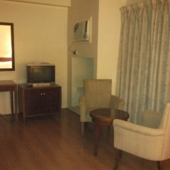 Отель Indah Manila Филиппины, Манила - отзывы, цены и фото номеров - забронировать отель Indah Manila онлайн комната для гостей фото 10