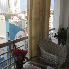 Отель Ngoc Sang Ii Нячанг балкон