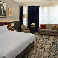 Отель The Trafalgar St. James London, Curio Collection by Hilton 5* Улучшенная студия с двуспальной кроватью
