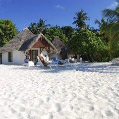 Отель Thulhagiri Island Resort пляж фото 3