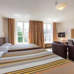 Europ Hotel 3* Quad семейный номер с различными типами кроватей фото 2