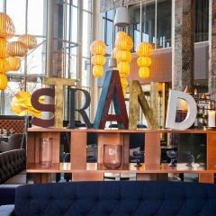 Отель Hilton Helsinki Strand гостиничный бар