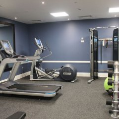 Отель Hilton London Euston фитнесс-зал фото 2