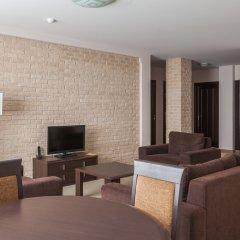 Гостиница Комплекс апартаментов Комфорт Улучшенные апартаменты с различными типами кроватей фото 25