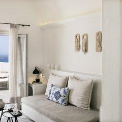 Отель Santo Maris Oia, Luxury Suites & Spa 5* Полулюкс с различными типами кроватей фото 5