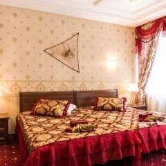 Отель Люблю-НО Москва комната для гостей фото 9