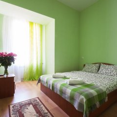 Гостиница Мегаполис Стандартный номер с различными типами кроватей фото 9