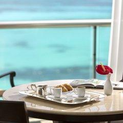 Отель Grand Fiesta Americana Coral Beach Cancun 5* Полулюкс Ocean view с двуспальной кроватью фото 3