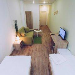Мини-Отель Пешков Студия с различными типами кроватей фото 4