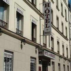 Отель Hipotel Paris Bordeaux Ménilmontant Париж