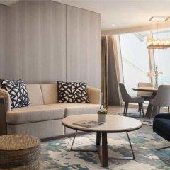 Отель Jumeirah Beach Дубай комната для гостей фото 8