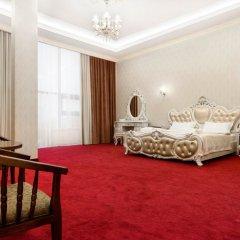 Гостиница Император Люкс с двуспальной кроватью фото 8