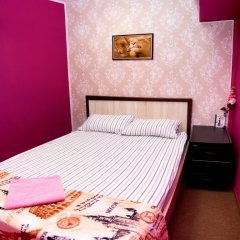 Хостел Travel Inn Выставочная Номер с общей ванной комнатой с различными типами кроватей (общая ванная комната)