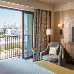 Отель Four Seasons Resort Dubai at Jumeirah Beach 5* Полулюкс с различными типами кроватей