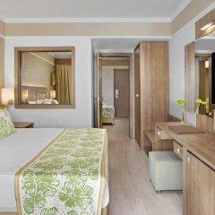 Innvista Hotels Belek 5* Стандартный семейный номер с двуспальной кроватью фото 2