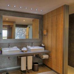 Отель Lopesan Baobab Resort 5* Стандартный семейный номер с различными типами кроватей фото 9