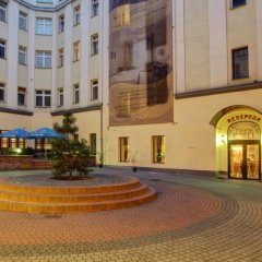Hotel Polonia вид на фасад фото 2
