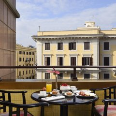 Hotel Beverly Hills балкон