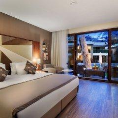 Отель Nirvana Lagoon Villas Suites & Spa 5* Люкс повышенной комфортности с различными типами кроватей фото 2