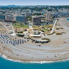Aquarium Hotel Родос пляж