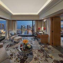Отель Mandarin Oriental, Singapore комната для гостей фото 6