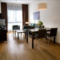 Отель Compostela Suites 3* Апартаменты с двуспальной кроватью фото 4