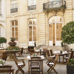 Отель Saint James Albany Paris Hotel-Spa Франция, Париж - 2 отзыва об отеле, цены и фото номеров - забронировать отель Saint James Albany Paris Hotel-Spa онлайн питание фото 6