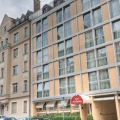 Aurbacher Hotel вид на фасад