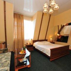 Гостиница К-Визит 3* Люкс с различными типами кроватей фото 7