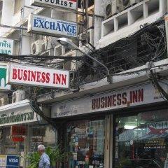 Отель Business Inn Таиланд, Бангкок - отзывы, цены и фото номеров - забронировать отель Business Inn онлайн вид на фасад фото 2