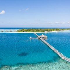 Отель Conrad Maldives Rangali Island Мальдивы, Хувахенду - 8 отзывов об отеле, цены и фото номеров - забронировать отель Conrad Maldives Rangali Island онлайн приотельная территория фото 4