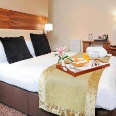 Отель Mercure London Bloomsbury 4* Улучшенный номер с различными типами кроватей фото 2