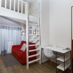 Гостиница Oversize Piter Стандартный номер с различными типами кроватей фото 3
