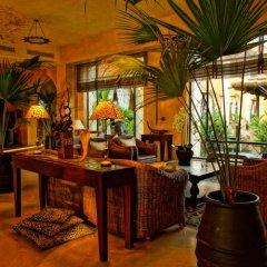 Отель Africa Jade Thalasso гостиничный бар