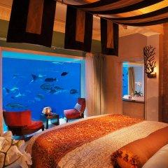 Отель Atlantis The Palm 5* Люкс Terrace club с двуспальной кроватью фото 2