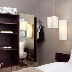 25hours Hotel Zürich West 4* Номер Gold с различными типами кроватей фото 3