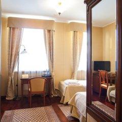 Гостиница Аркадия 4* Улучшенный номер разные типы кроватей фото 7