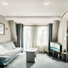 Гостиница Бристоль 3* Люкс дуплекс с различными типами кроватей фото 7