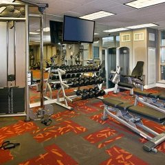 Отель Residence Inn Washinton, Dc/Capitol Вашингтон фитнесс-зал