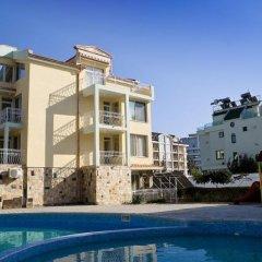 Отель Family Hotel Casa Brava Болгария, Солнечный берег - отзывы, цены и фото номеров - забронировать отель Family Hotel Casa Brava онлайн бассейн