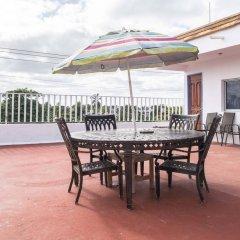 Отель Hostel Paradise Bed&Breakfast Мексика, Канкун - отзывы, цены и фото номеров - забронировать отель Hostel Paradise Bed&Breakfast онлайн балкон