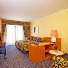 Отель Metropole Италия, Абано-Терме - отзывы, цены и фото номеров - забронировать отель Metropole онлайн комната для гостей фото 4