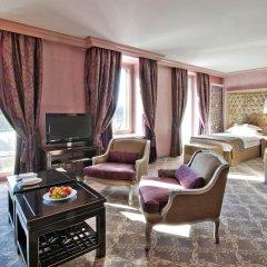 Carlton Hotel St Moritz 5* Полулюкс с различными типами кроватей