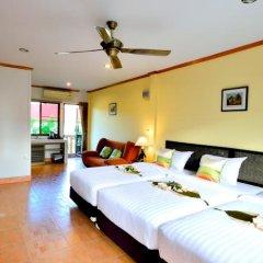 Отель Avila Resort комната для гостей фото 8