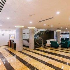 Отель DoubleTree by Hilton Tyumen Тюмень фитнесс-зал