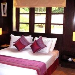 Отель Jerejak Rainforest Resort Малайзия, Пенанг - отзывы, цены и фото номеров - забронировать отель Jerejak Rainforest Resort онлайн комната для гостей фото 2